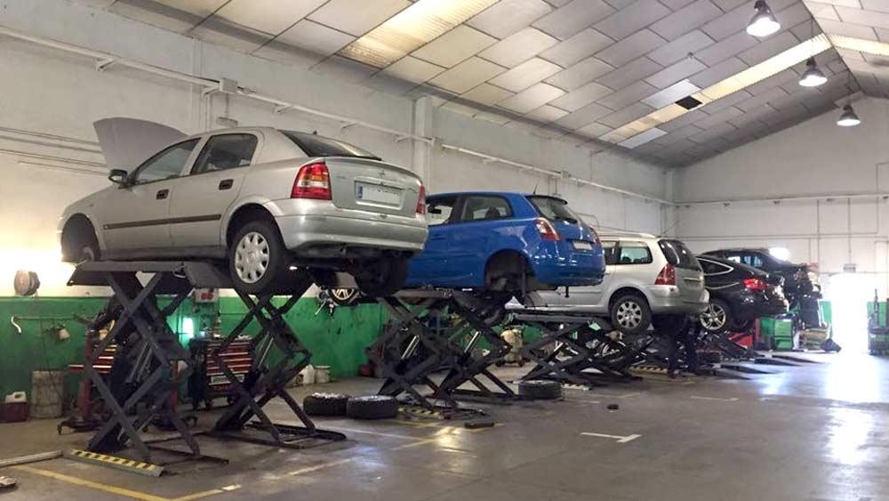 Taller mecánico Madrid