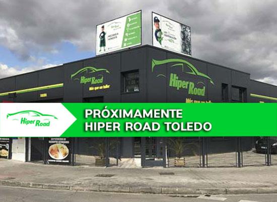 Hiper Road Toledo