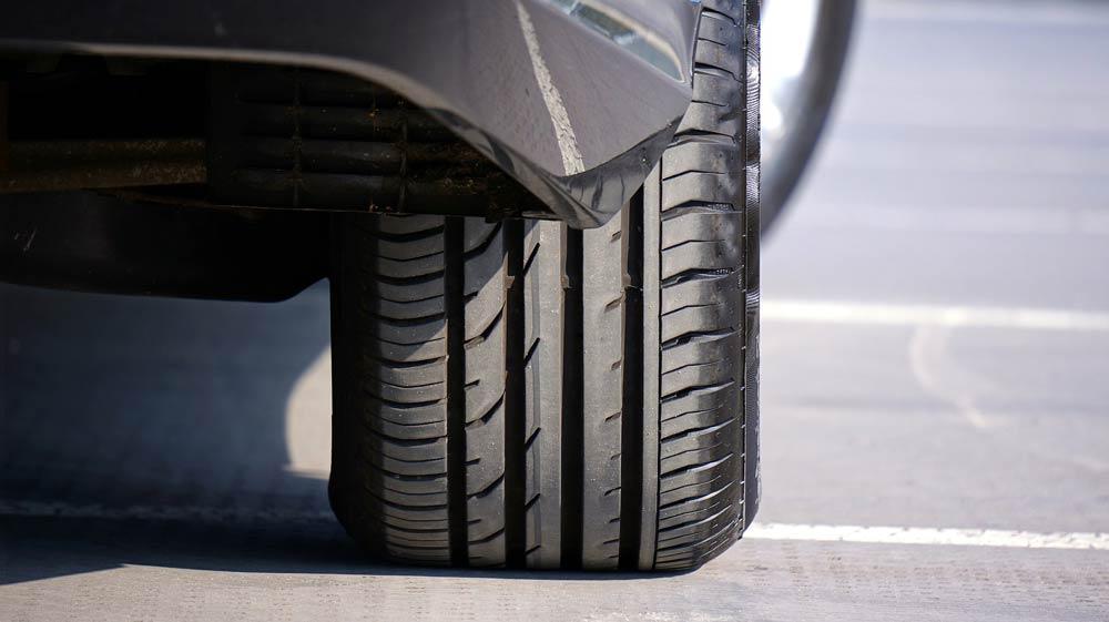 Neumático segunda mano