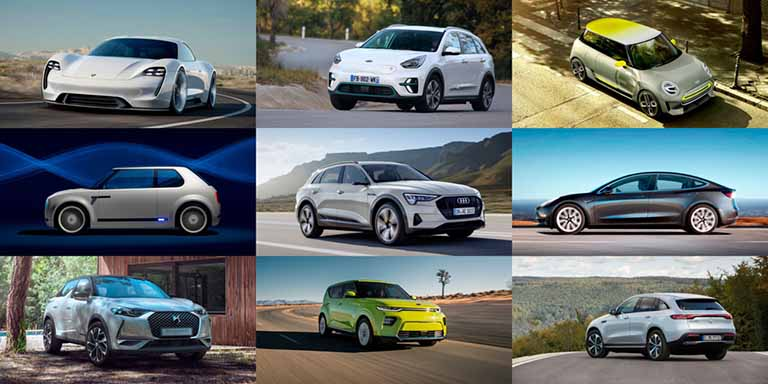 Modelos de coches