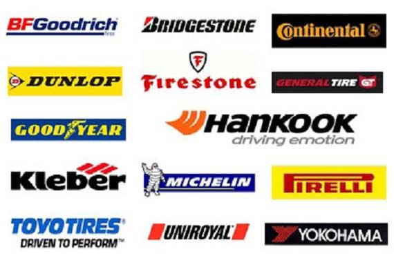 Logotipos neumáticos
