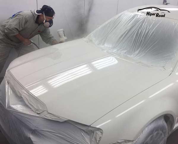 Pintura coche