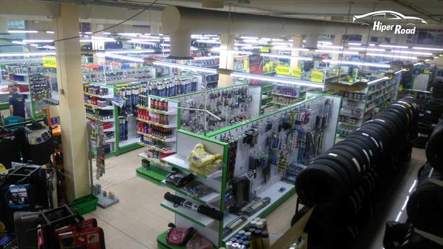 Tienda recambios Alcorcón