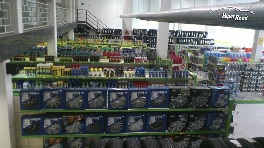 Tienda recambios Leganés
