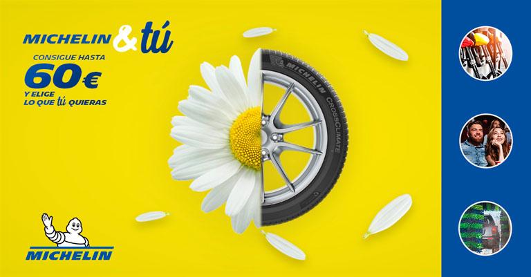 Promoción Neumáticos Michelin